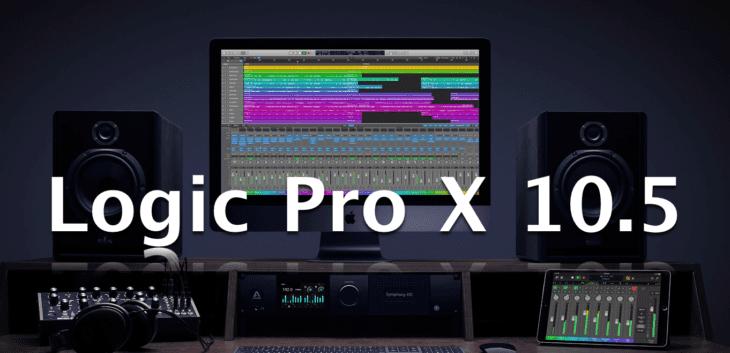 apple logic pro x 10-5 aufmacher