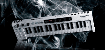 Test: Arturia KeyStep 37, MIDI-Keyboard mit Step-Sequencer