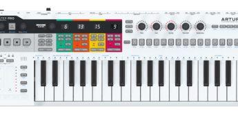 NAMM 2020: Arturia Keystep Pro – MIDI-Controller mit Poly-Sequencer