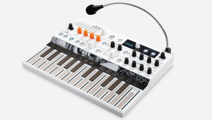 arturia microfreak vocoder edition synthesizer