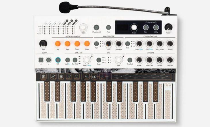 arturia microfreak vocoder edition synthesizer 3