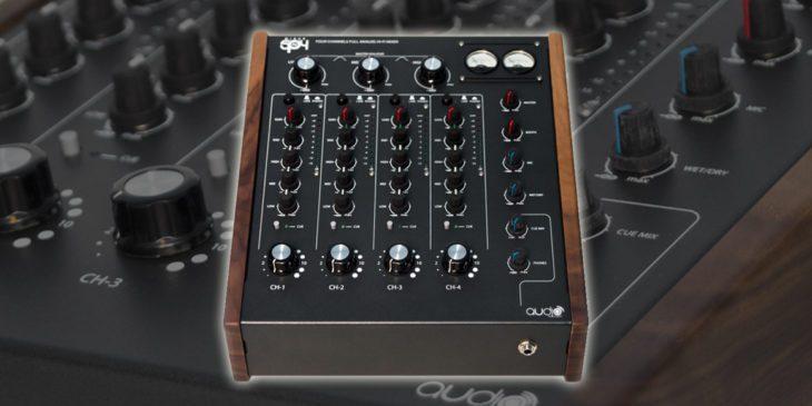 Audio DJ SP4