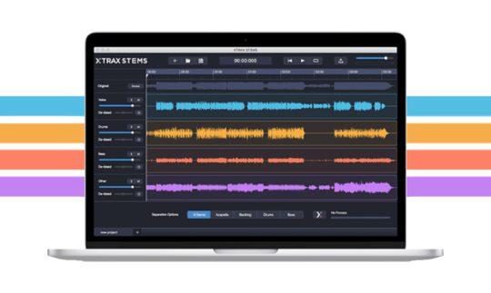 Test: Audionamix XTRAX STEMS DJ-/Studio-Software