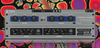 AudioThing klont mit Type B den Aphex Aural Exciter als Plugin