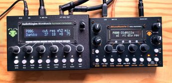 Test: Audiothingies MicroMonsta 2, Desktop-Synthesizer