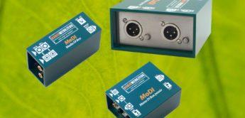 Test: Audiowerkzeug MoDI, DuDI, MeDI, DI-Boxen