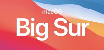 Die macOS 11 Big Sur Kompatibilitätsliste für Audio-/Studio-Software und Plugins