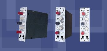 Test: Ruper Neve Designs Portico 517, API500-Mikrofonvorverstärker