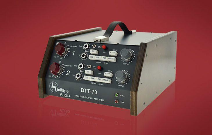 test Heritage Audio DTT-73
