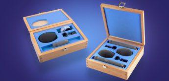 Test: Schoeps CMC-64 Stereo Set mit MK4, CMC-6, CMC-1, Kleinmembranmikrofon