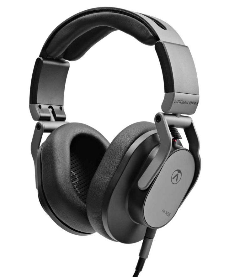 test Austrian Audio Hi-X55, Studiokopfhörer