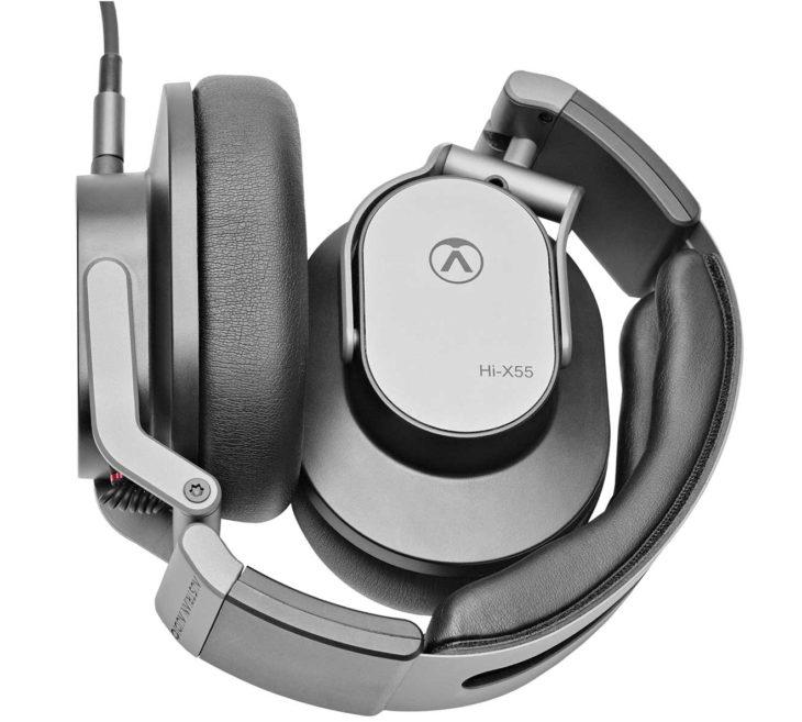 tes austrian audio hi-x55 studiokopfhörer