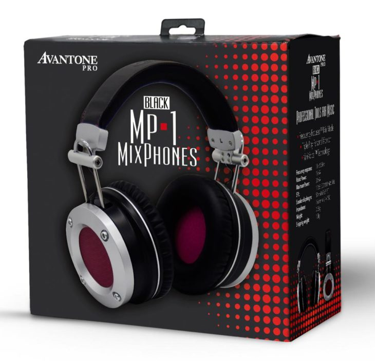 avantone pro mix phone mp-1 test