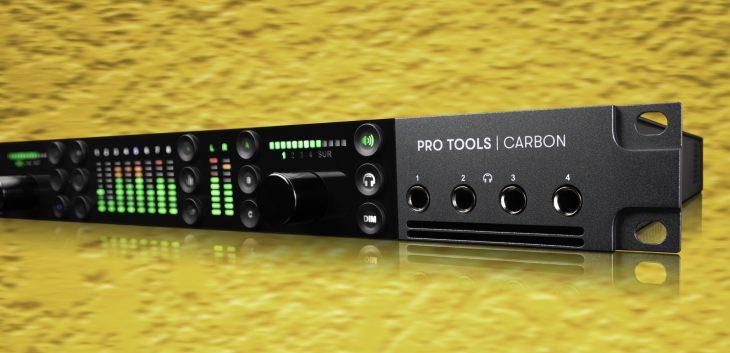 avid pro tools carbon