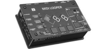 Bastl Instruments stellt Midilooper vor