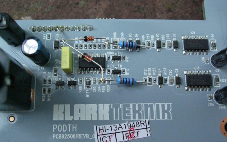 Die BBD-320 Modifikation von Tony Allgood