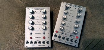 Test: Behringer Dual Envelope 1003, 1033, ARP 2500, Eurorack