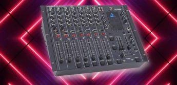 Test: Behringer DX2000USB DJ-Mixer