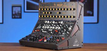 Behringer Eurorack Stand 3-Tier für Synthesizer und Modular-Cases