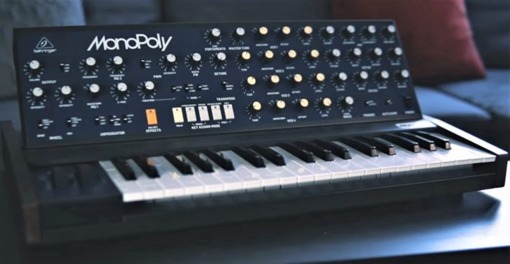 behringer monopoly synthesizer 1