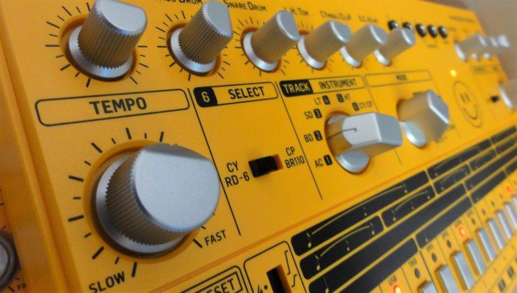Behringer RD-6 Analog Drum Machine 5