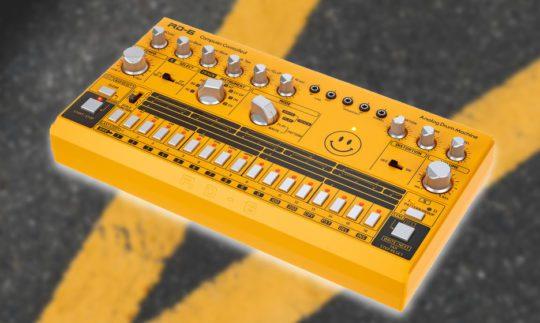 Test: Behringer RD-6, Analog Drum Machine