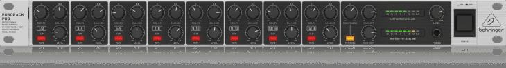 Behringer RX1602 V2 Test