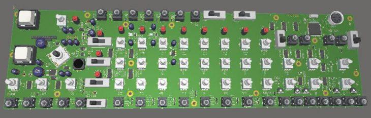 behringer sequencer