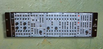 Test: Behringer System 100 Eurorack, VCA 130, VCF 121