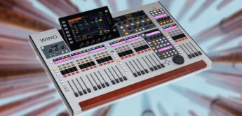 Test: Behringer WING, Digitalmischpult