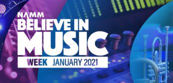 Believe in Music anstelle Winter-NAMM 2021