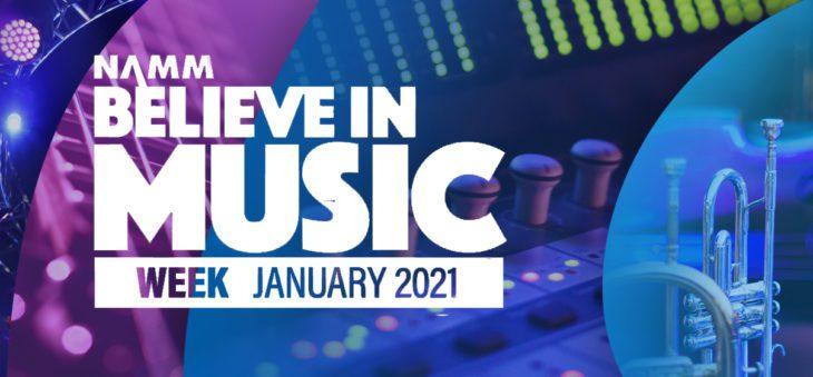 believe in music namm