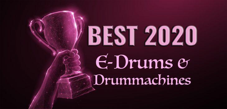 Die besten Drummachines, Grooveboxen und E-Drums für 2021