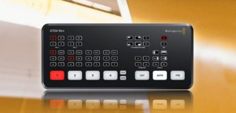 Test: Blackmagic Design ATEM Mini, Bildmischer