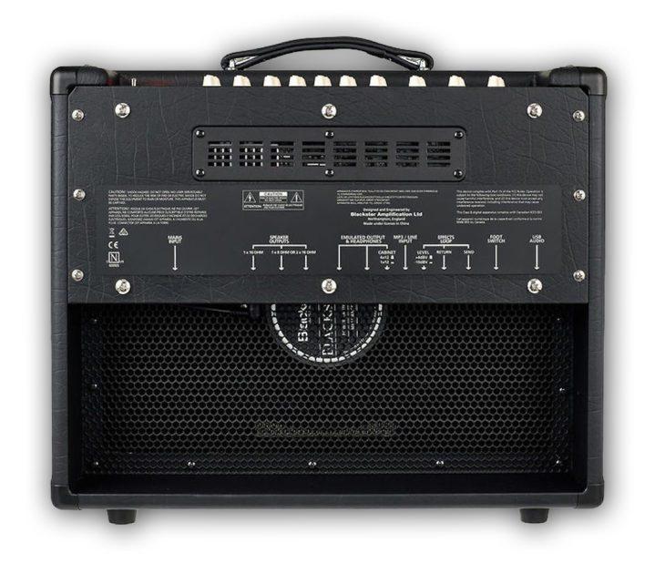 Im Test: Blackstar HT-20R MkII Gitarrenverstärker Back