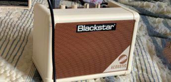 Test: Blackstar FLY 3 Acoustic Mini Amp, Gitarrenverstärker