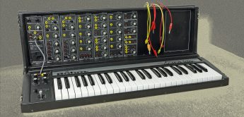 Blue Box: Böhm Soundlab Modularsynthesizer (1983)