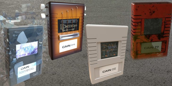 cain synthesizers