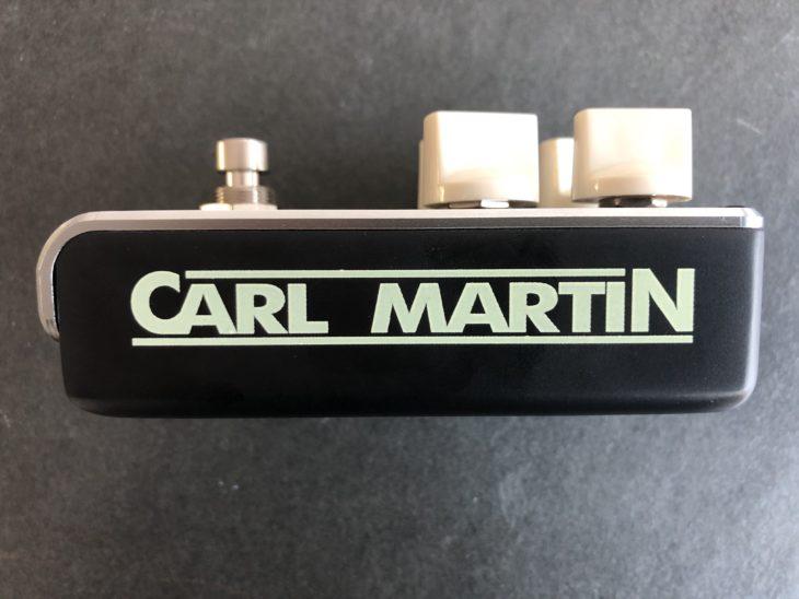 Carl Martin Panama Test