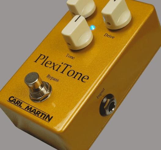 Carl Martin Single Channel PlexiTone Test