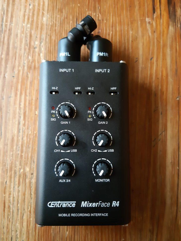 CEntrance MixerFace R4B