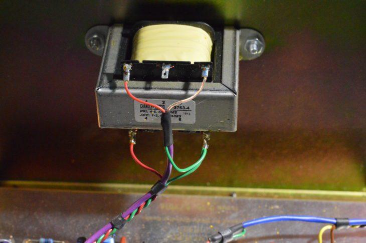 Chandler Zener Limiter TG12413 - Ubertrager