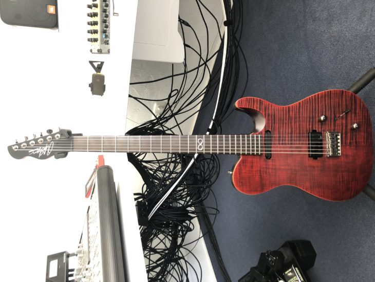 Chapman Guitars ML3 Bea Rabea Massaad Baritone Test