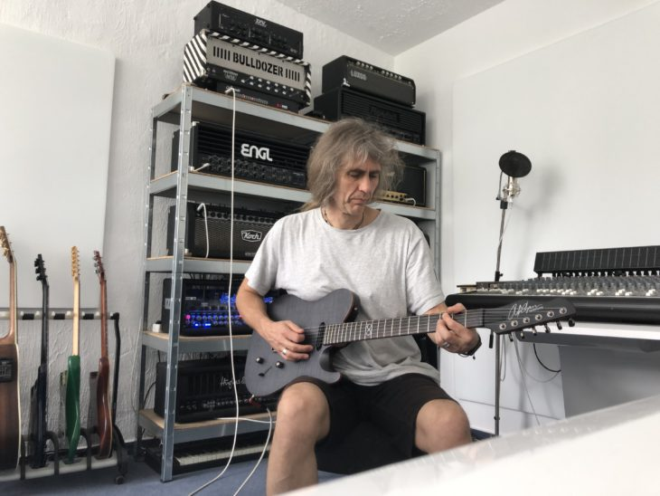 Chapman Guitars ML3 Std Bea Mensis Test