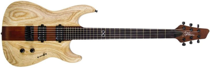 Chapman ML1 RS Rob Scallon E-Gitarre