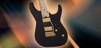Test: Charvel Angel Vivaldi DK24-7, E-Gitarre
