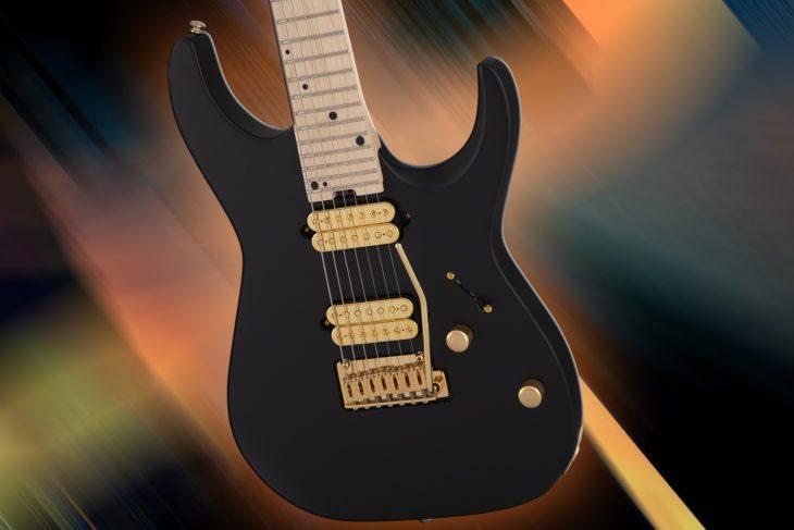 Charvel Angel Vivaldi DK24-7 E-Gitarre