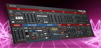 Cherry Audio DCO-106 – Synthesizer-Plugin à la Juno