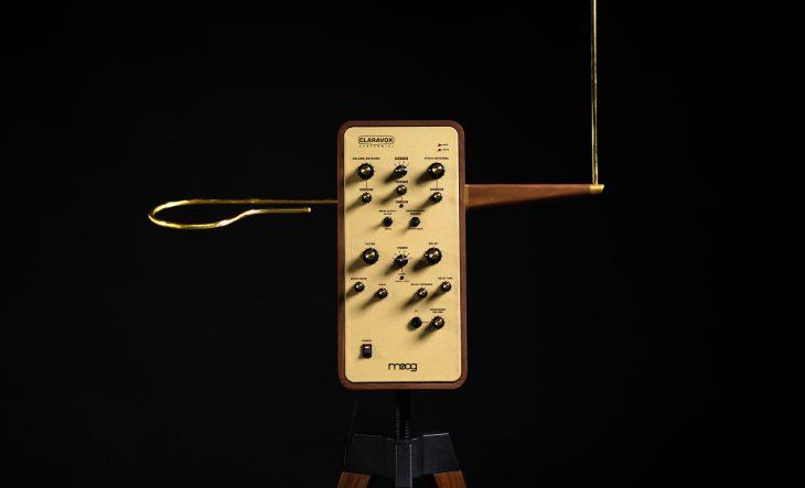 moog claravox centennial theremin