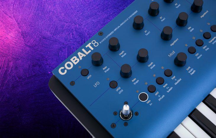 Test: Modal Electronics Cobalt8, VA-Synthesizer